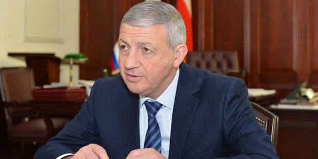 В Северной Осетии прокомментировали слухи об отставке Битарова