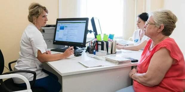 Количество врачей в Москве за год увеличилось почти на 2 тысячи. Фото: mos.ru