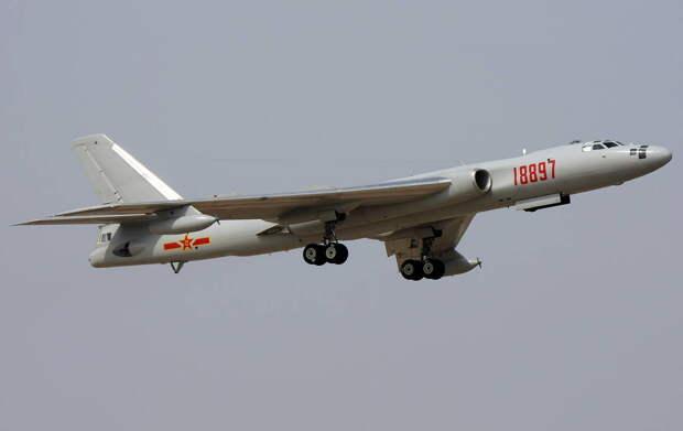 В Токио испугались совместного полета бомбардировщиков РФ и Китая над Японским морем
