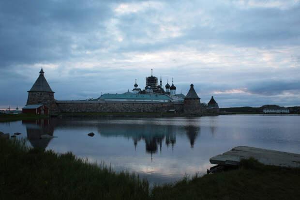 Дорога на Соловки
