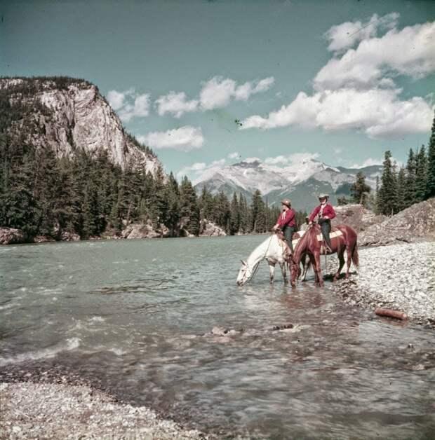Канада 1950-х годов