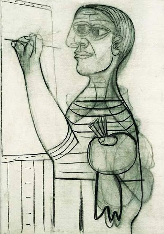 Как менялся художественный стиль Пабло Пикассо в период с 15 до 90 лет