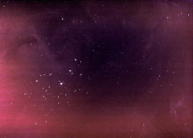 Имитация космических снимков