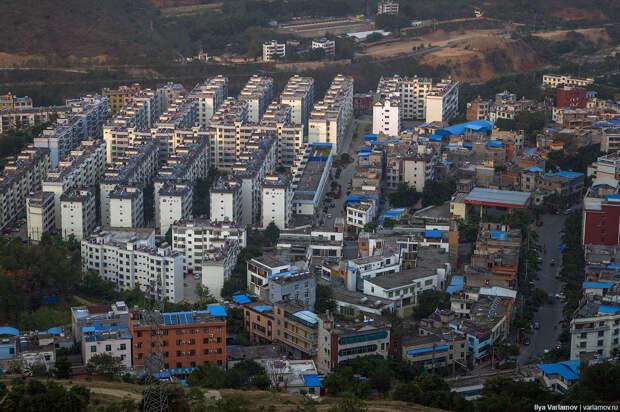 Куньмин: гламурный отель и дорога на террасы