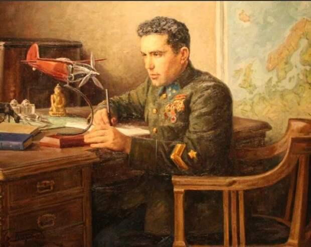 Генерал-лейтенант Яков Смушкевич