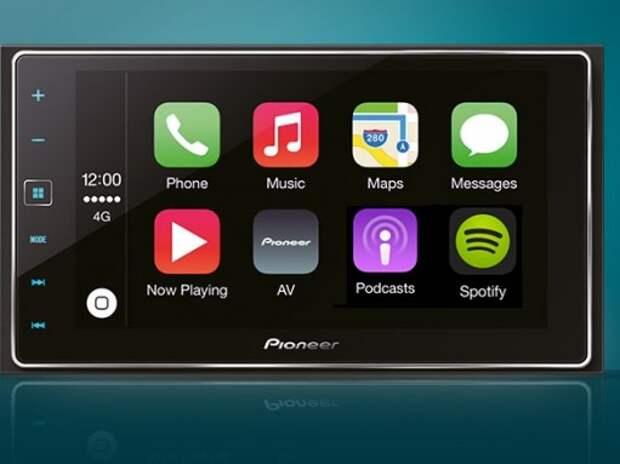 Система Apple CarPlay появится на 40 моделях автомобилей в 2015 году