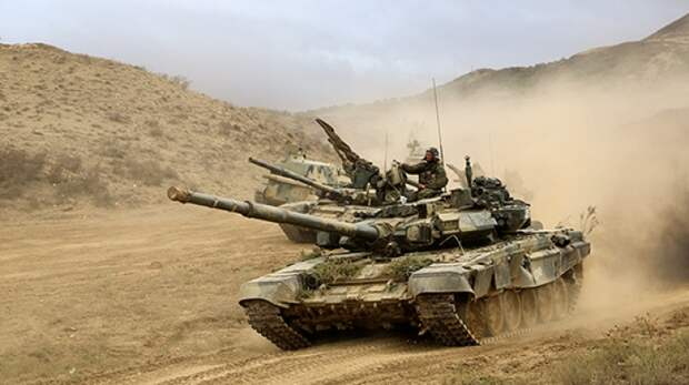Конфуз с военными США определил уникальные свойства российского танка Т-90