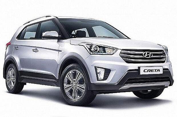 Hyundai Creta появится в России в 2016 году