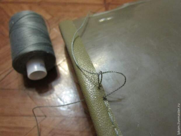 Кожаный декор резиновых сапожек (Diy)