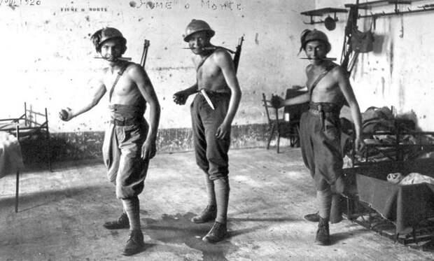 Д'Аннунцио и его республика Фиуме: солдаты-нудисты, воздушные пираты и бесплатный кокаин