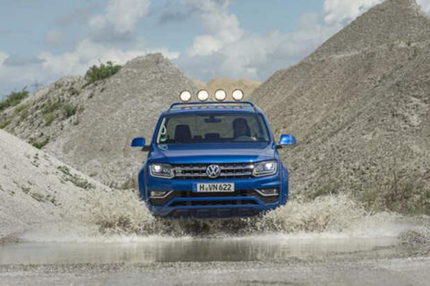 Оператив ЗР: тест самого дорогого Volkswagen Amarok