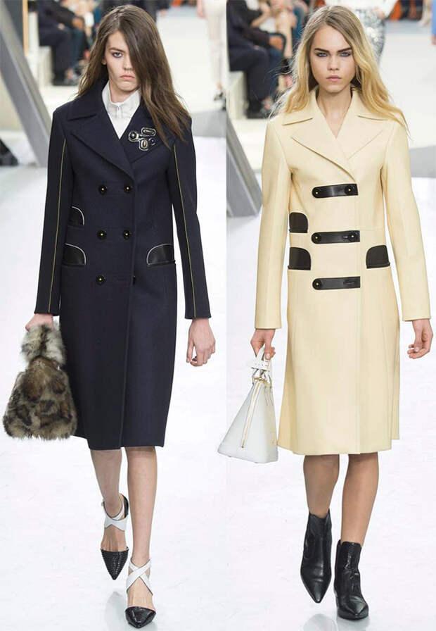 Louis Vuitton женские пальто