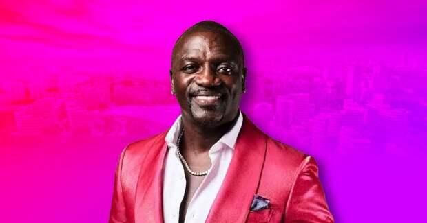 Рэперу Akon подарили город в Сенегале. Он называется Akon city и там AKoin валюта