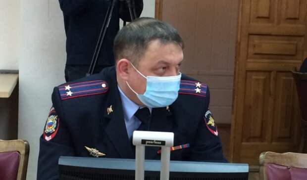 В Нижнем Тагиле врио начальника ГИБДД назначен Александр Зверев
