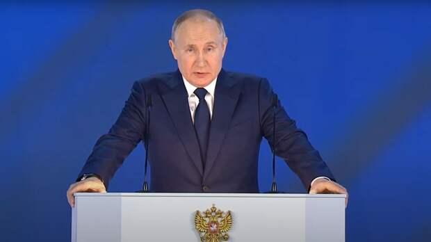 Европейцы после послания Путина объяснили, почему американцы завидуют русским