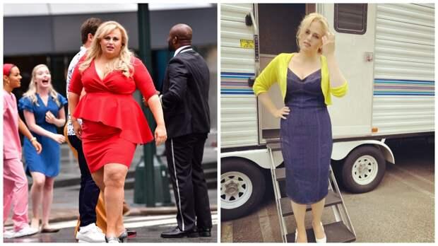 Как и почему похудела Ребел Уилсон: минус 30 кг за год