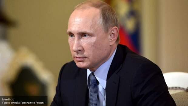 Путин обязал Россию стать мировым лидером