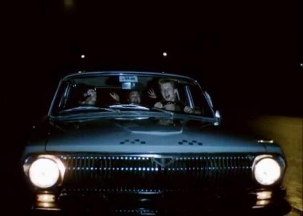 Кадр из фильма «Ночной экипаж», 1986 год.