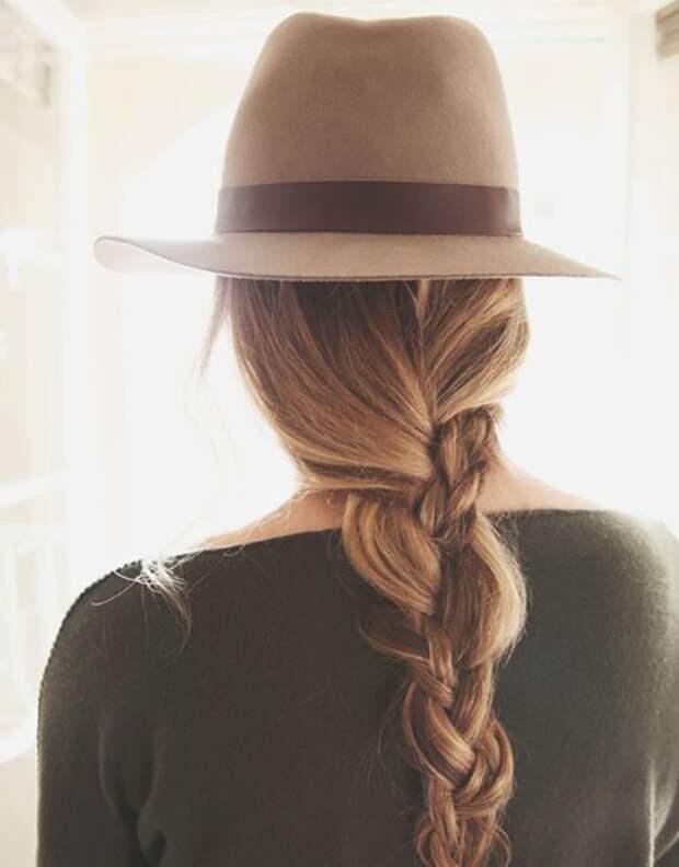 И обычная коса может стать необыкновенной!