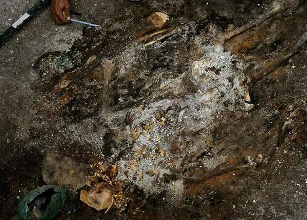 Археологи обнаружили в Туве святилище III тысячелетия до нашей эры