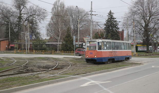 Вконцессию передадут 45км трамвайных путей вТаганроге