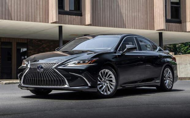 Почем входной билет в премиум? Lexus назвал российские цены на новый ES