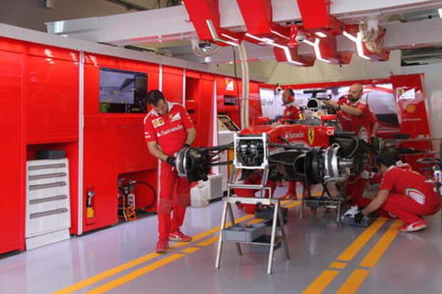 Гран-при России: как Сочи Автодром подготовился к Формуле-1