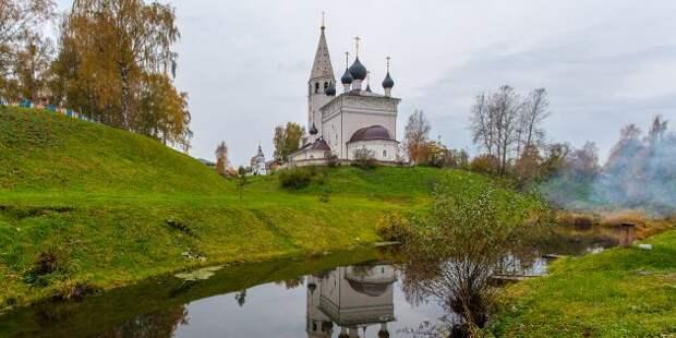 Медведица Маша и официально самое красивое село России: что посмотреть в Ярославле и окрестностях