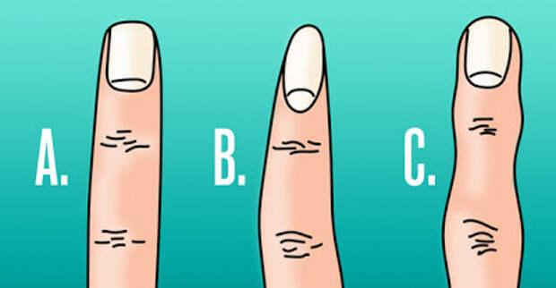 Читай по рукам: форма пальцев может рассказать многое о человеке...