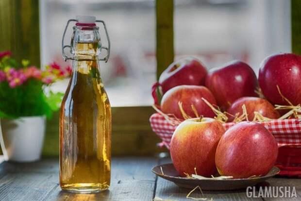 7 крутых способов использования яблочного уксуса