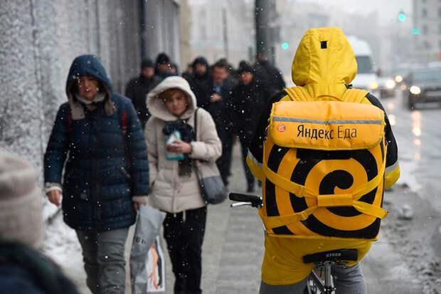 Павел Зельдович: Доставка будущего. О «курьерском буме» в России