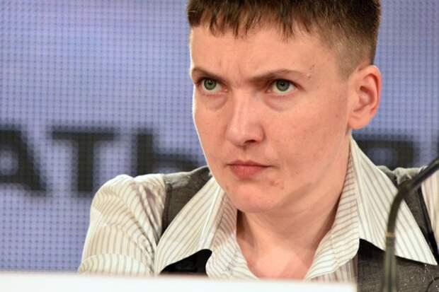 Савченко объяснила свое нежелание видеть Россию в ПАСЕ