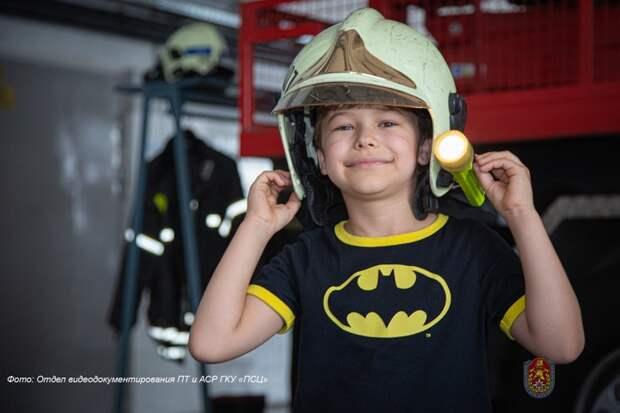 Без ограничений: школьники снова могут прийти в гости к спасателям
