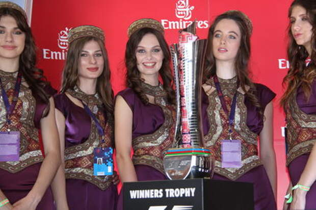 Бакинское крошево: Формула-1 на  Каспии
