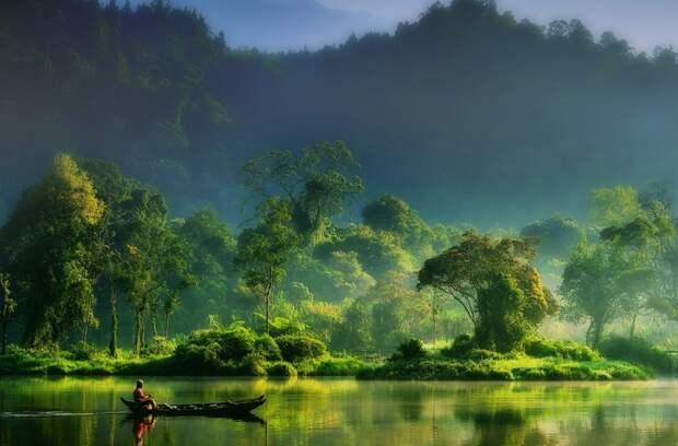 Завораживающие пейзажи