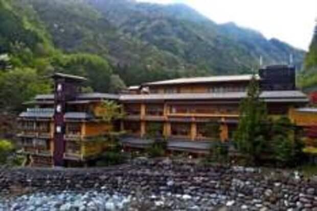 Отель «Нисияма Онсэн Кэйункан» - 1300 лет в деле