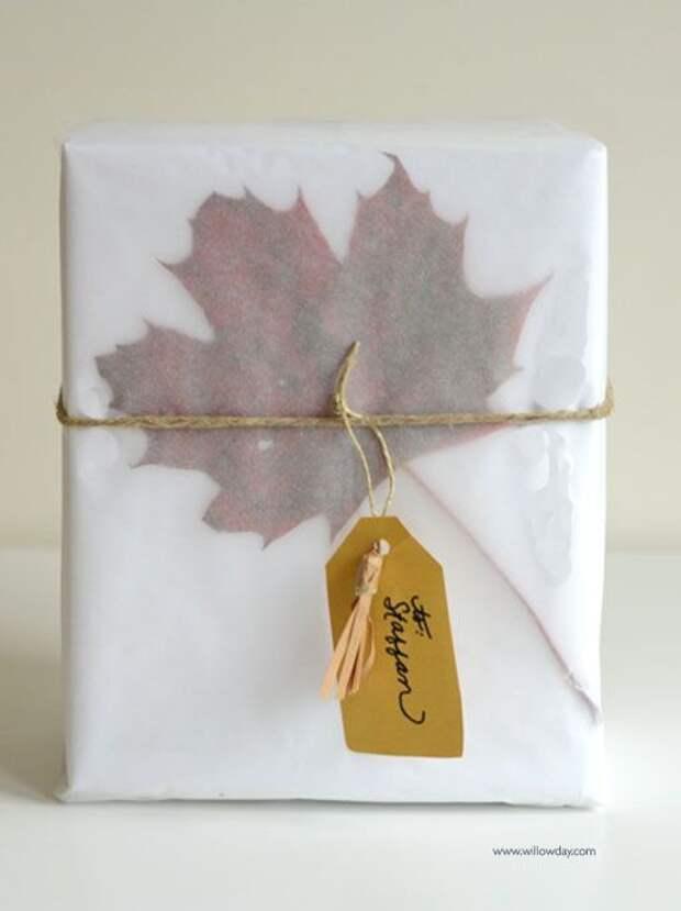 Нестандартная упаковка подарков