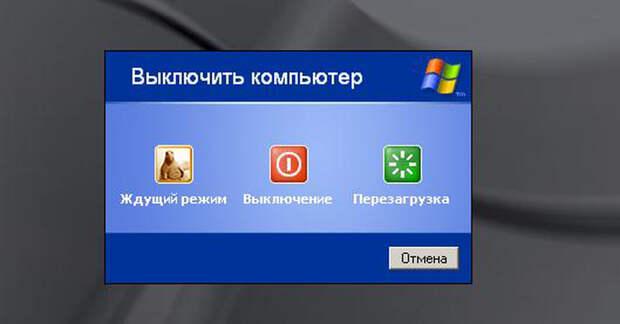 Как быстро выключить компьютер сочетанием клавиш