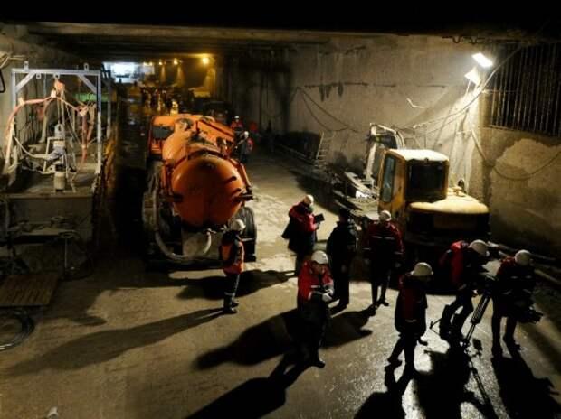 Первый винчестерный тоннель появится в Москве в 2016 году
