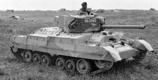 Русская смекалка и «хулиганский поступок» на канадском танке