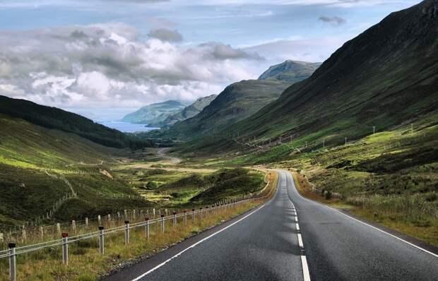Волшебная Шотландия в разные времена года