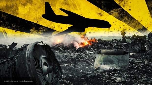 Антипов объяснил, как США и Украина сдали себя в день трагедии MH17