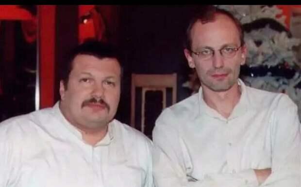 Соловьев и Гордон в 90х