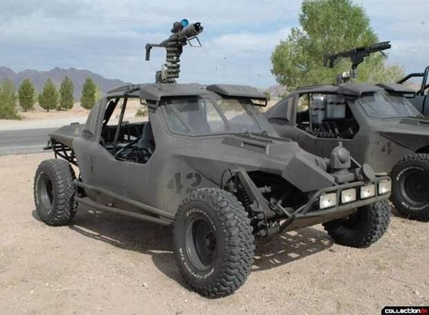 DPV - безумный багги авто, броневик, военная техника