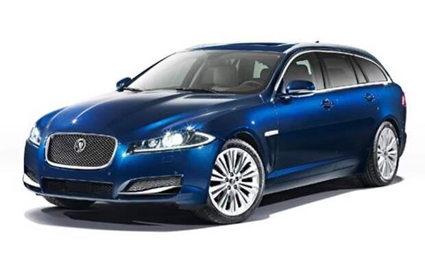 Jaguar отказывается от универсалов в пользу кроссоверов