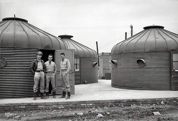 Прототип автономного дома Dymaxion - одна из первых разработок Ричарда Фуллера. Только сейчас мы возвращаемся к идее подобных недорогих переносных жилищ.