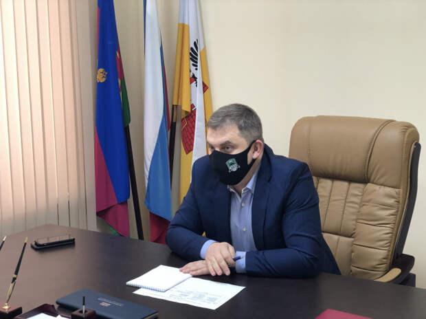 Дмитрий Ламейкин:Тематические приемы –  эффективный механизм оперативного решения точечных и системных проблем граждан на местах