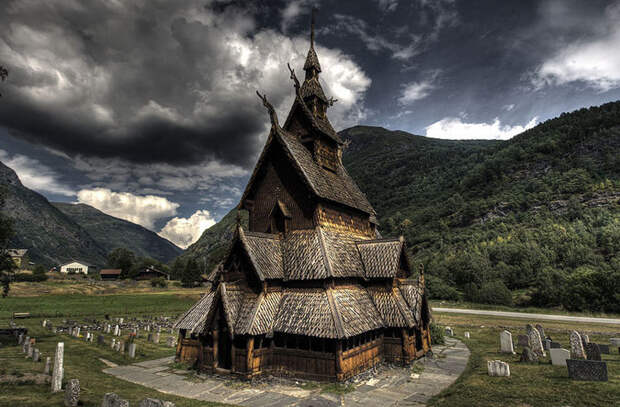 СМИ назвали самые красивые церкви мира
