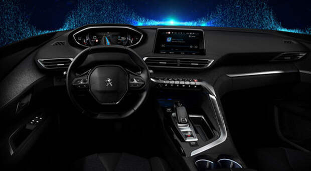 Peugeot показала салон будущего