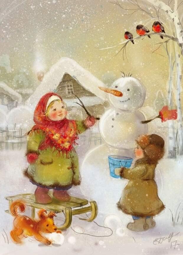 художник Екатерина Бабок иллюстрации – 20